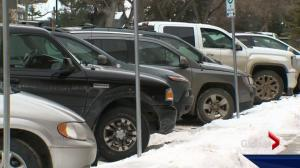Edmonton reviews availability of parking in the city