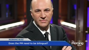 Should Canada's Prime Minister be bilingual?