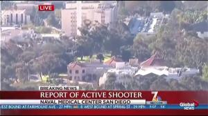 Child care facility at San Diego naval base declared safe during active shooter situation