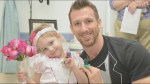 4-year-old cancer patient 'marries' favourite nurse