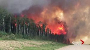 Wildfires blanket Saskatchewan in smoke
