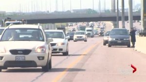 OPP to target long weekend drivers disobeying the move over law