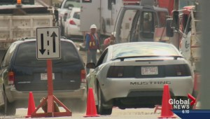 Crews continue 14th street water main repairs