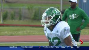 Kendial Lawrence hoping to put the 'special' in Roughriders' special teams