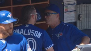 Blue Jays dugout confrontation between Donaldson, Gibbons ends with hilarious explanation