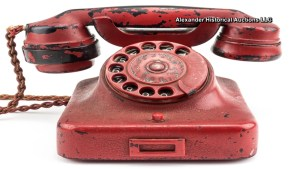 Adolf Hitler's telephone sells for $243,000 USD at auction