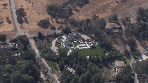 Celebrities being targeted in California drought-shaming campaign
