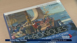 Teacher and parent coalition looking to update Quebec's history curriculum