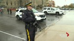 Security tight at Parliament Hill, 2 years after attack