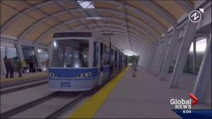 South Edmonton residents attempt to halt LRT construction