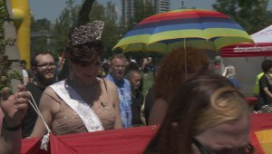 Surrey celebrates first Pride Parade