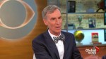 Bill Nye discusses new book, makes renewed call for proper science education