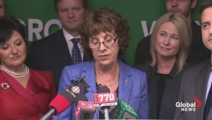 Heather Forsyth named interim leader for the Wildrose party