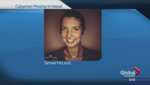 Calgarians missing in Nepal after quake