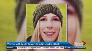 Canadian victim killed in London attack had attended MRU
