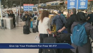 Risks associated with free Wi-Fi