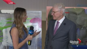 Steve Martin in Calgary helping to fundraise for art gallery