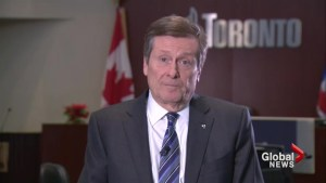 It's time to bring how Canada treats cities into the 21st century: Toronto Mayor John Tory