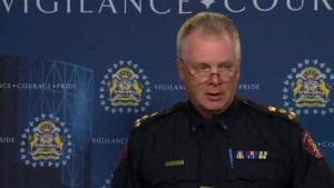 Calgary police chief reacts to Anthony Heffernan investigation