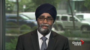 Canada will renew its mission to Iraq: Sajjan