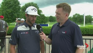 RBC Canadian Open: Adam Hadwin 1-on-1
