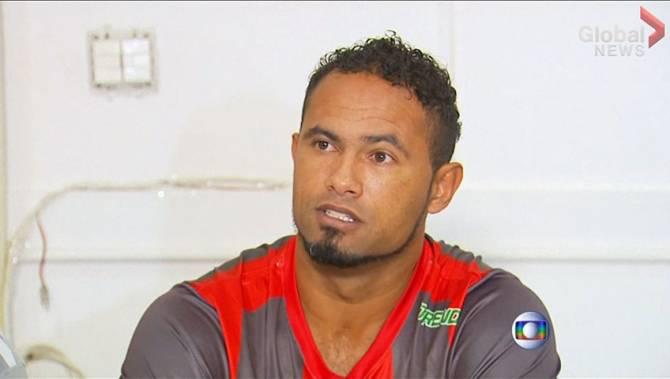 Brazil club signs soccer goalkeeper Bruno Fernandes de Souza convicted ...