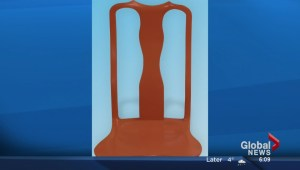 Chairs created by Sackville man featured in Canada House