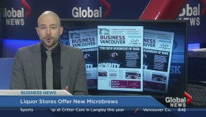 BIV: Giant pharmaceutical merger, more microbrews at BC liquor stores