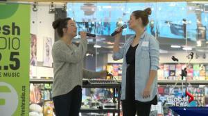 Edmontonians line up for chance to become special Eskimos anthem singer