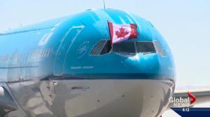 KLM adds Edmonton to non-stop destinations