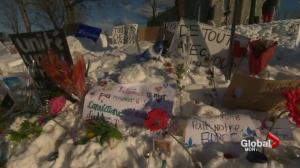 Canadians donate for Quebec City victims