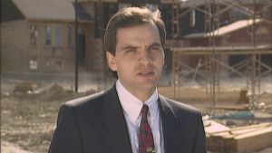 Archive: Sean O'Shea's first report on Global News was 28 years ago today