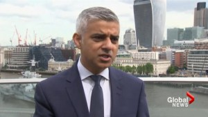 'Brexit' fallout: London mayor wants more decision-making powers for city