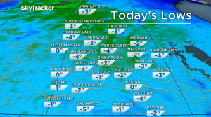 Saskatoon weather outlook: frosty morning, change for May long weekend