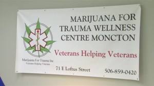 Marijuana for trauma opens doors in Moncton