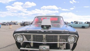First ever Drag racing event takes place at Lethbridge Airport