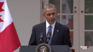 Obama thanks Trudeau for his contributions on normalizing Cuba/US relations
