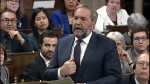NDP's Mulcair questions Justin Trudeau's lack of action on electoral reform