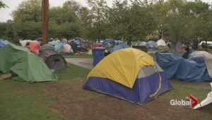 Oppenheimer tent city decision tomorrow