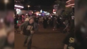 Dramatic video shows people flee deadly Mexico nightclub shooting