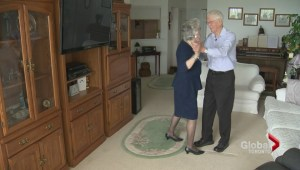 Couple rekindles romance after 65 years