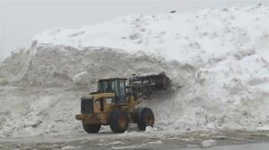 US northeast prepares for another blast of heavy snow