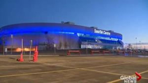 New traffic measures for getting to SaskTel Centre