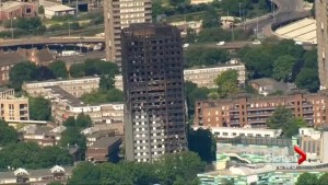 Death toll in London tower blaze rises to 79