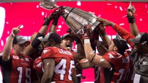 Hard work pays off: Stampeders reaction after Grey Cup win