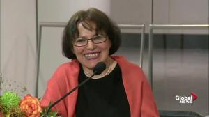 'I think for a while I'll stay in Montreal': Homa Hoodfar