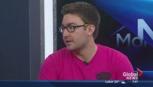 Nova Scotia Pink Shirt Day 2014