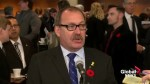 Remembering Jim Prentice: Current interim Alberta PC party leader Ric McIver