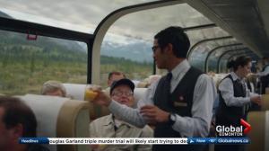 AMA Travel: Luxury train travel through the Rockies