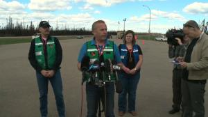 'All green' for Fort McMurray residents to return